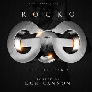 Rocko Gift of Gab 2 Mixtape Cover