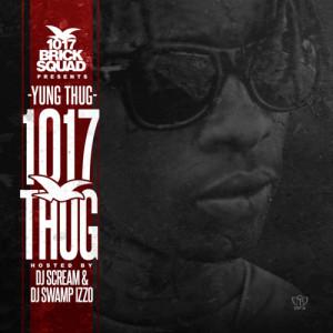 Young Thug 1017 Thug Mixtape Cover